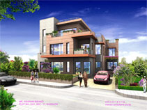 1051, Sector-17, Gurgaon